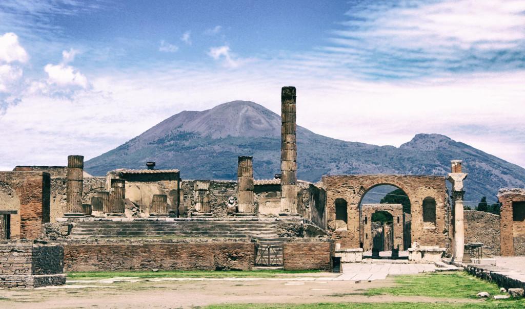 Pompei & Mount Vesuvius